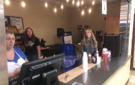 RHS Opens New Coffee Shop