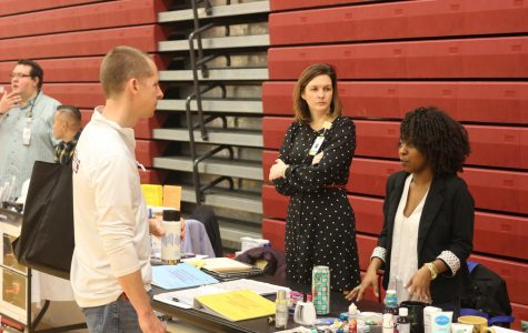 TriHealth Wellness Fair held for Ross Local School District Staff
