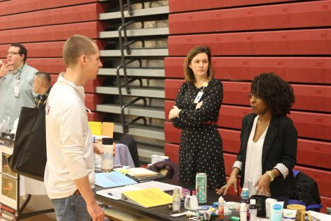 TriHealth Wellness Fair held for Ross Local School District Staff