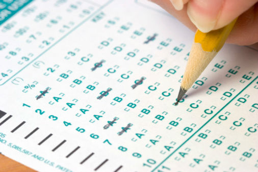 The Ross High School Juniors are required to take the ACT on February 22.