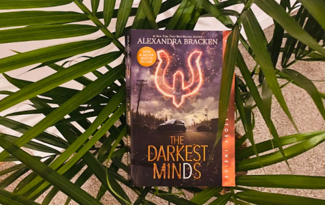 The first book of the Darkest Minds series by Alexandra Bracken.