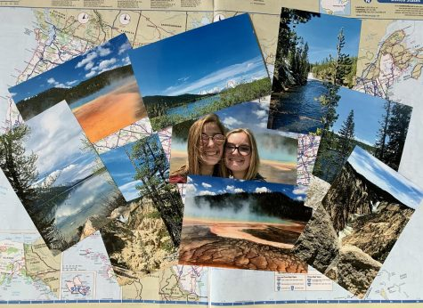 A set of images from the Yellowstone and Grand Teton National Parks.