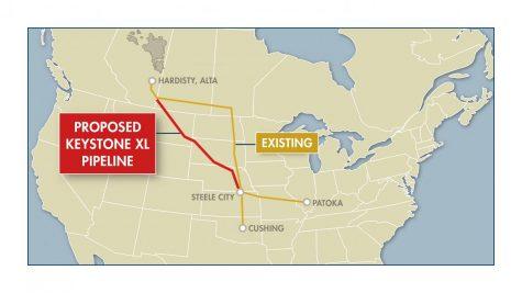The Pipeline Shut down