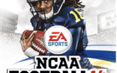 Cover art for the NCAA Football 14 game.