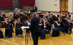 The Ross Band of Class performs one last time.